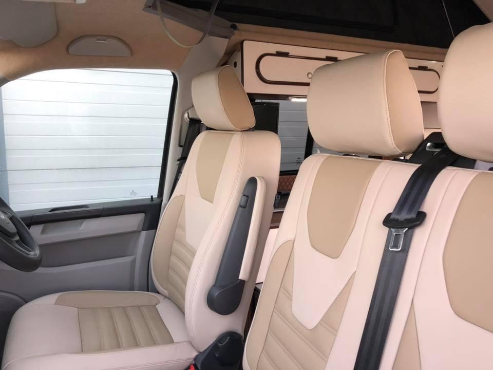 VW T6 2026 Camper Conversion