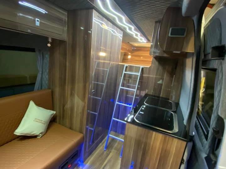 Mercedes Sprinter Custom Camper Van Conversion